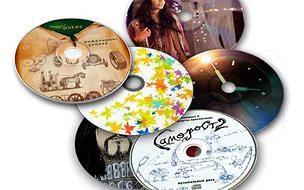 Срочное тиражирование DVD