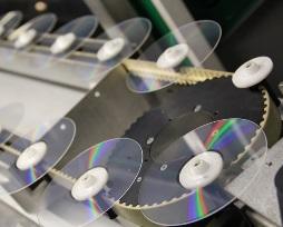Процесс изготовления диска