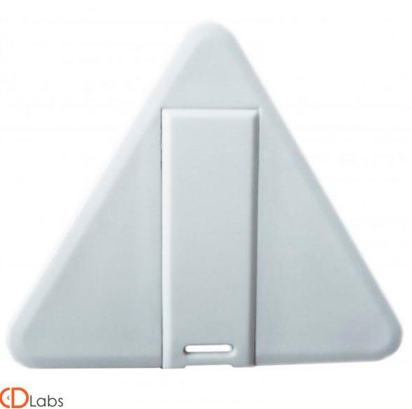 Флешка карточка треугольная