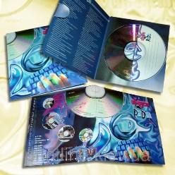 Вкладыши к CD-дискам