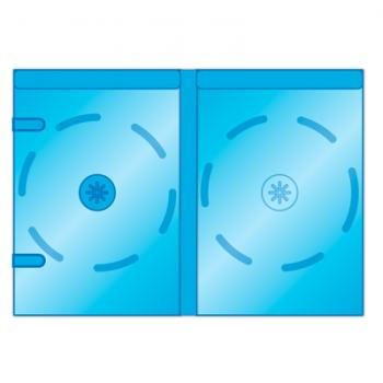 2Blu-Ray DVD Box