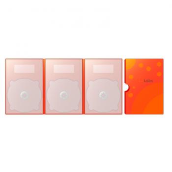 3DVD DigiPack 6 полосный в Slip Case