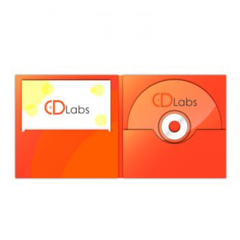 CD DigiFile с просечкой