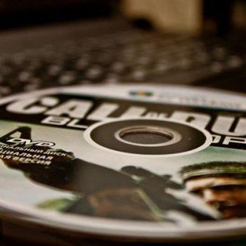 Печать на диске (Call of Duty)
