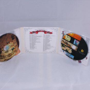 Печать на диске (Три мушкетера)