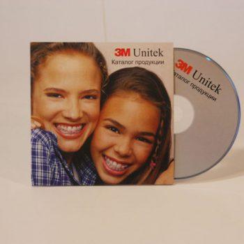 Печать на диске (3М Unitec)
