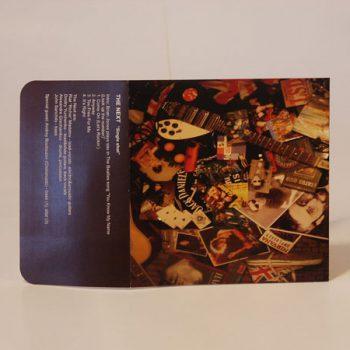 Упаковка для диска (The next)