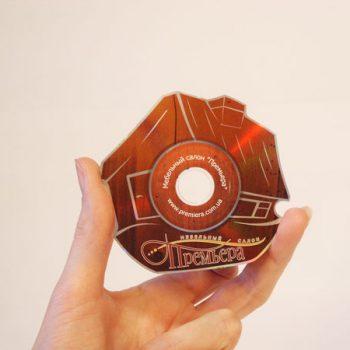 Фигурный диск (Мебельный салон)