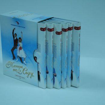 Упаковка для диска (Танцы на льду)