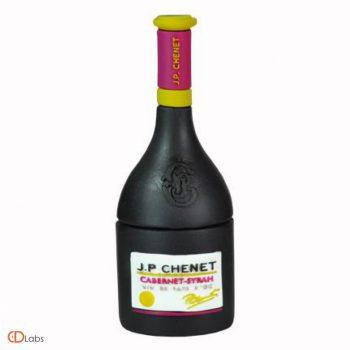 Флешка в форме бутылки вина J. P. Chenet