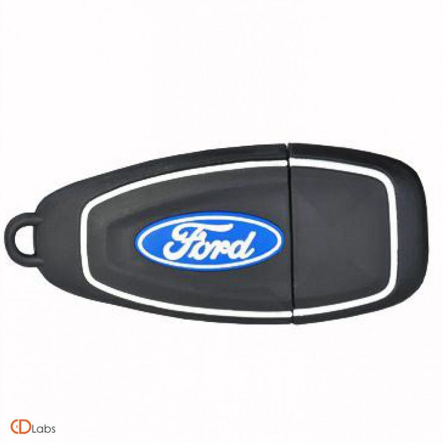 Флешка в форме ключа «Ford»