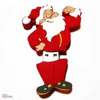 Флешка в форме Санта Клауса